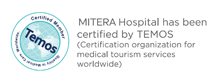 TEMOS Certification for Medical Toourism