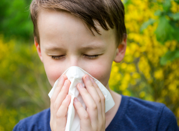 Αλλεργική ρινίτιδα στα παιδιά