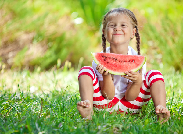 Guide for Children's Diet During Summer