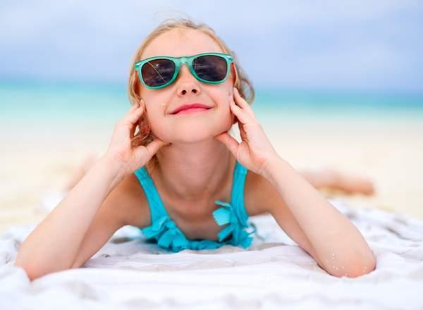 Προστασία των Παιδικών Ματιών το Καλοκαίρι