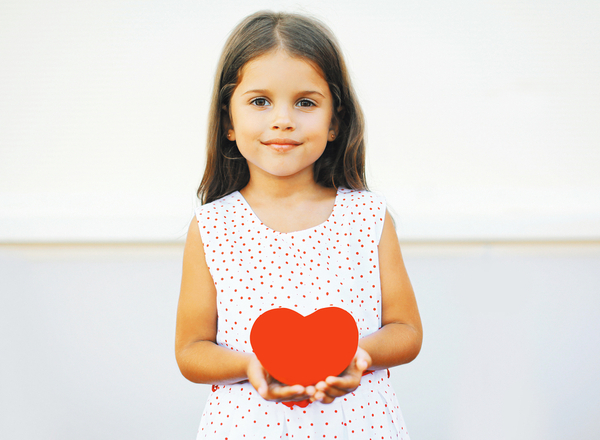 Καρδιά:  Τα πάντα για την παιδική καρδιά