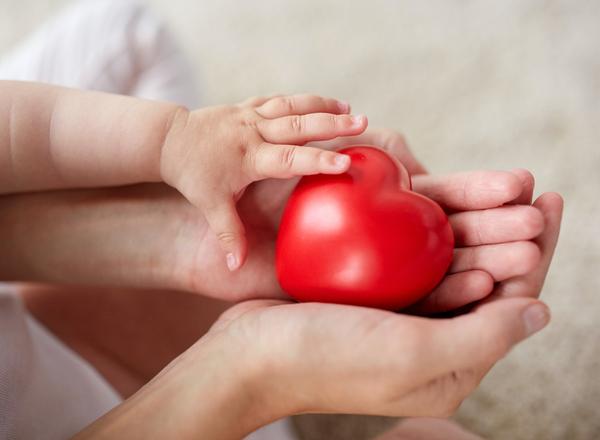 Infantile heart