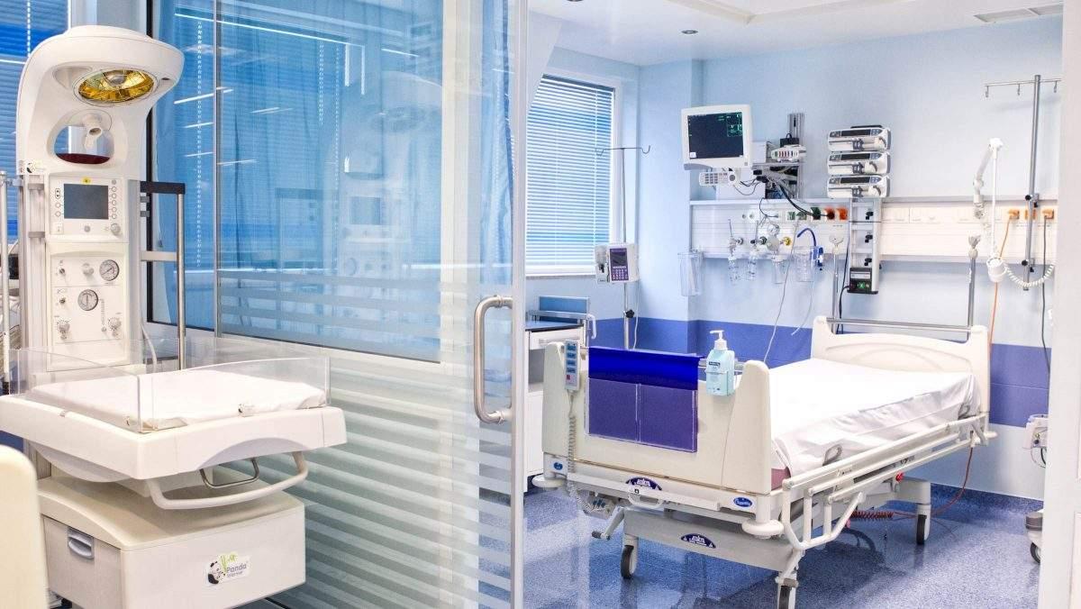 Μονάδα Εντατικής Θεραπείας Παιδοκαρδιοχειρουργική