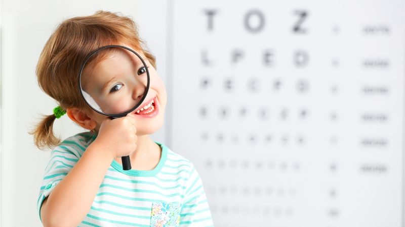 Pediatric Ophthalmology | Mitera