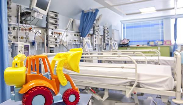 Pediatric Intensive Care Unit – High Care Unit