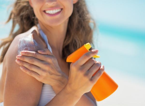 Προτάσεις για ένα υγιές δέρμα το καλοκαίρι