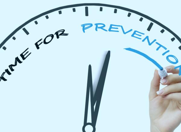 H πρόληψη είναι υγεία και μακροζωία