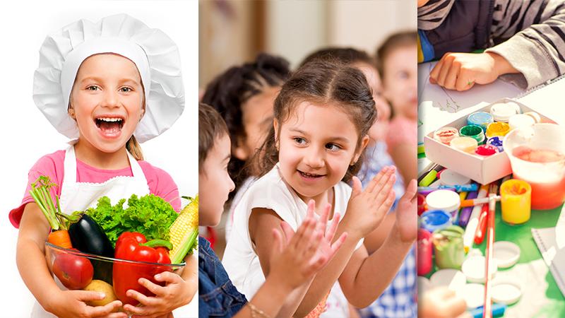 Βιωματικό Πρόγραμμα για την διαχείριση βάρους παιδιών & εφήβων