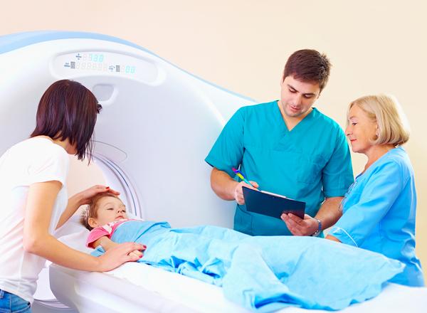 Η Παιδιατρική Ακτινολογία στην Παιδιατρική Ογκολογία