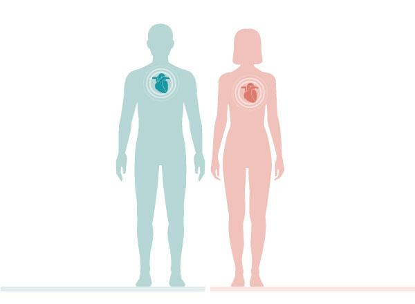 Άνδρες – Γυναίκες: Σε τι διαφέρουν ως προς τις καρδιακές παθήσεις καθώς και τη συμπτωματολογία και την αντιμετώπισή τους;