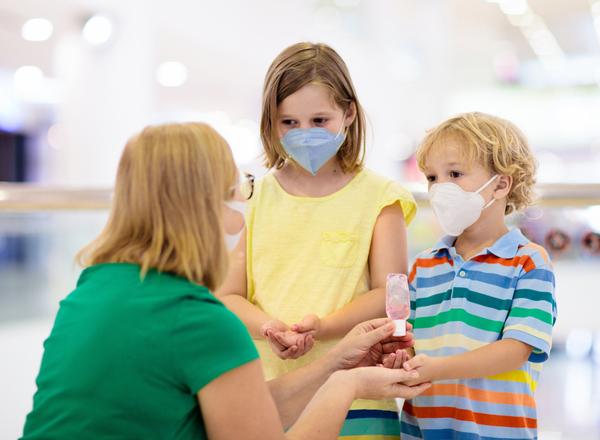 Νέος κορωνοϊός (Sars-CoV-2) και παιδιά | Νοσοκομείο ΥΓΕΙΑ