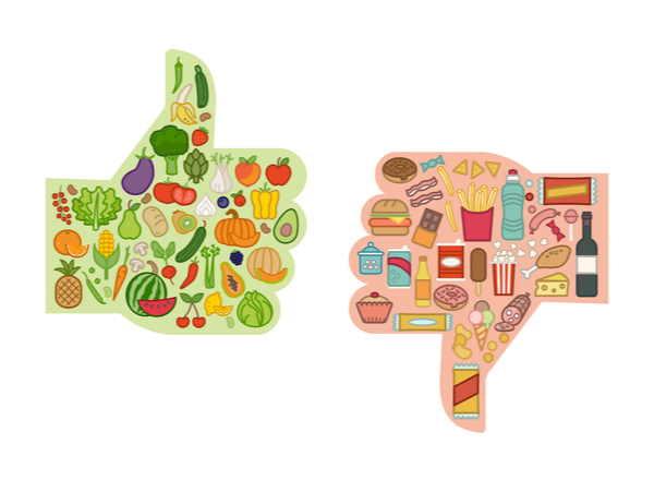 Συμβουλές Διατροφικής Συμπεριφοράς: Μένουμε Σπίτι #menoumespiti