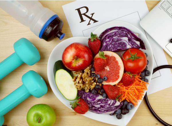 Μένουμε Σπίτι: Διατροφή & Άσκηση Ατόμων με Διαβήτη