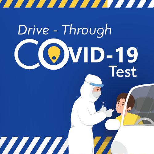 Αρκούν μόλις λίγα λεπτά για να διενεργήσετε στο ΜΗΤΕΡΑ το τεστ Covid-19, μέσα από το αυτοκινητό σας. Μάθετε περισσότερα...