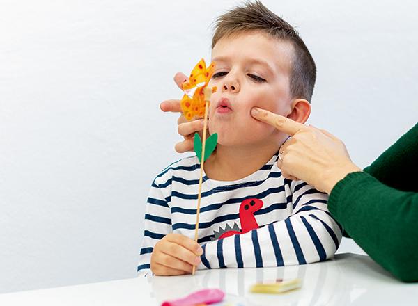 Ανάπτυξη ομιλίας και λόγου στα παιδιά