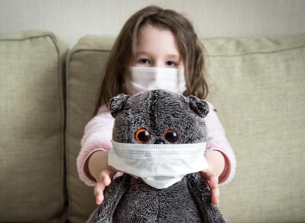 Φροντίδα των παιδιών με καρκίνο εν μέσω πανδημίας Covid-19