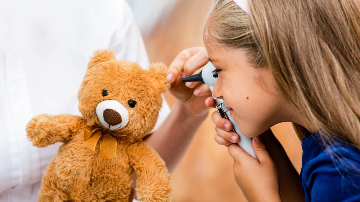 Β' Παιδιατρική Κλινική Ωτορινολαρυγγολογίας